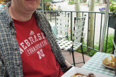 I like a big sausage