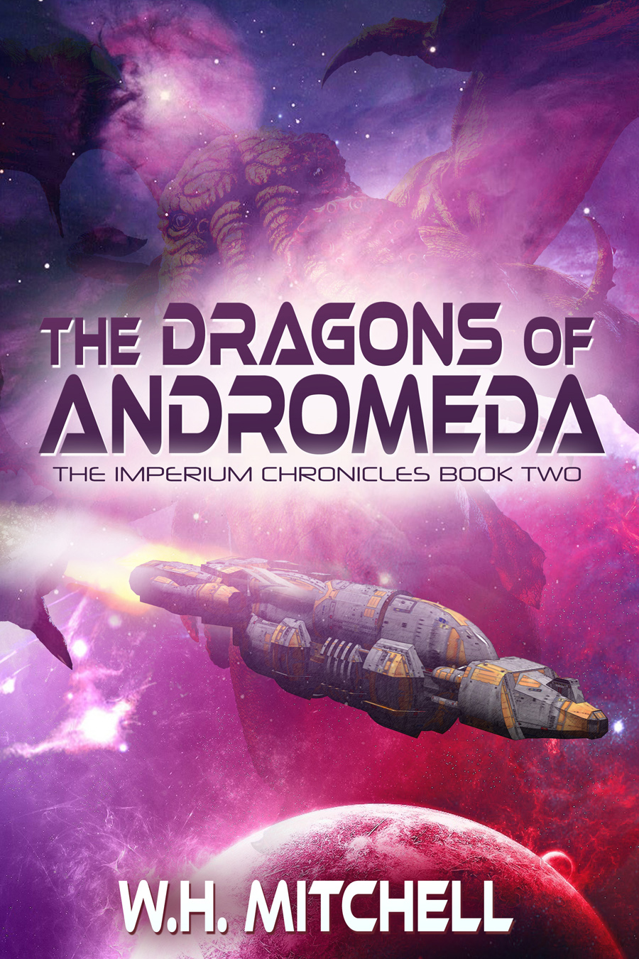 Dragons of Andromeda Cover