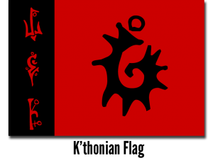 K'thonian Flag